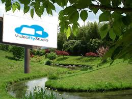 billboard na záhrade