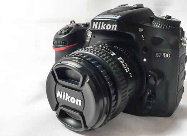 Zrkadlovka NIKON D7100